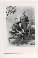 Photo Card Prince Pedro Augusto & August Leopold of Saxe-Coburg and Gotha