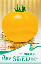 20 Original Pack Seeds Sweet Orange Tomato Seeds Lycopersicon Esculentum B021