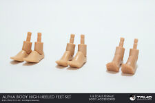 Triad Toys Caucasian Female Heeled Feet Set