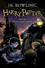 Harry Potter and the Philosopher's Stone by J.K. Rowling Paperback Book