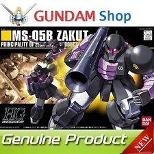 BANDAI HG Gundam MSV-R 1/144 MS-05B Zaku I Black Tri Star Type HGUC Japan 145382
