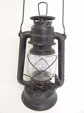 The World Light MFV LTD No 505 Globe Brand Hong Kong Black Barn Lantern Lamp