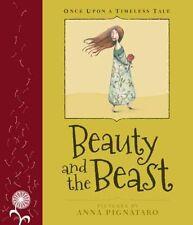 Beauty and the Beast by Jeanne-Marie De Beaumont, Margrete Lamond (Hardback,...