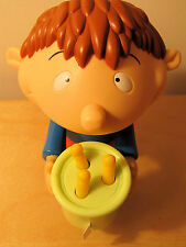 Mcdonalds révoltante ronnie/fast food/collection/jouets/happy meal/petits monstres