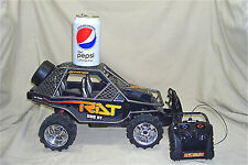 New Bright 1/15 Scale RC Remote Control Baja Dirt Buggy Rat 500RT Works VGC 4402