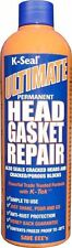 K-Seal KSEAL  Ultimate Permanent Head Gasket and Block Repair 472ml