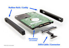2nd HDD cable & caddy for HP Envy 17, 17t, m7 ( -J000, - J100)