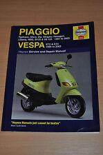 Haynes H3492 Reparaturanleitung PIAGGIO VESPA 1991 bis 2003, Service Handbuch