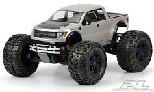 Proline Ford F-150 SVT Raptor Clear Body for REVO 3.3, T-MAXX 3.3 - 3345-00