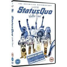Status Quo Hello Quo Access All Areas Collector's Edition DVD Brand New