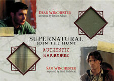 Supernatural Seasons One to Three Costume Wardrobe DM04 Sam & Dean Winchester