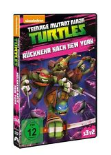 TMNT - TEENAGE MUTANT NINJA TURTLES: RÜCKKEHR NACH NEW YORK S3 V2  DVD NEU