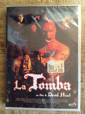 La Tomba - un film di David Hunt - dvd nuovo sigillato