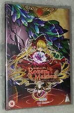 Rozen Maiden & Traumend Collection Series 1 & 2 - DVD Box Set - BRAND NEW SEALED