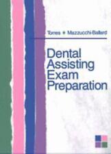 Dental Assisting Exam Preparation, 1e