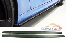MP Style Carbon Fiber Side Skirts 1pair For BMW F80 M3 F82 M4 4D 2D 14UP B367