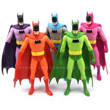 5pcs Kids Toy DC Direct Color Batman Collectible Comic Universe 6'' Figure FY200