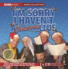 I'm Sorry I Haven't a Christmas Clue by BBC [CD-Audio, 2004]