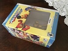 Mega Man Legacy Collector's Edition Nintendo 3DS 2016 GOLD Amiibo NEW IN HAND!!!
