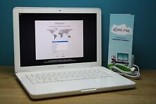13 Inch Apple MacBook 2.26Gh Intel Core Warranty 320G 4GB RAM DVDRW