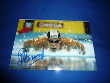 DARIAN TOWNSEND  signed Autogramm 10x15 cm In Person Olympia Gold 2004 4x100m