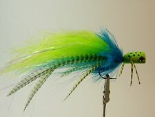 Popper Fly Chart/Blue (Bass / Pike / Musky)