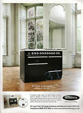 BRITANNIA Range Cooker ADVERT - 2008 Advertisement