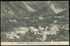 Toscana Pistoia Maresca cartolina 437 SZN