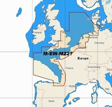 C-Map W89 NT MAX  M-EW-M227 WIDE AREA Chart SD-CARD