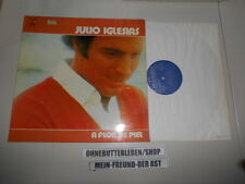 LP Pop Julio Iglesias - A Flor De Piel (10 Songs) COLUMBIA ESPANA