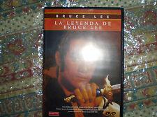 LA LEYENDA DE BRUCE LEE DVD DESCATALOGADO MANGA FILMS