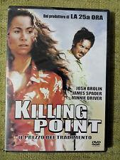 killing point il prezzo del tradimento -  - FILM DVD  NUOVO
