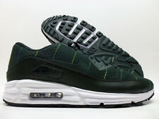 "NIKE AIR MAX LUNAR90 ID ""CBF"" OLIVE GREEN/WHITE SIZE MEN'S 11 [704058-996]"
