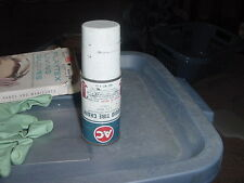 VINTAGE RARE GM AC LIQUID TIRE CHAIN SPRAY TIN FULL CAN FOR TIRES 60s