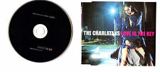 THE CHARLATANS - LOVE IS THE KEY - CD SINGLE - MINT