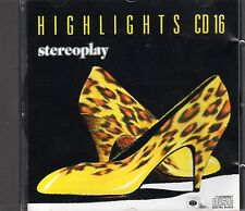 STEREOPLAY HIGHLIGHTS CD 16 - REFERENCE RECORDING -  rar!