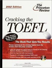Cracking the TOEFL with Audio CD (2002 Edition)