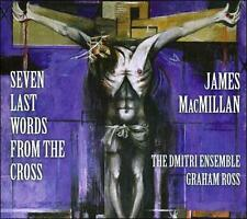 James MacMillan: Seven Last Words from the Cross, New Music
