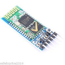 Módulo inalámbrico Bluetooth HC-05 con base de conexión (6 PIN) para Arduino.