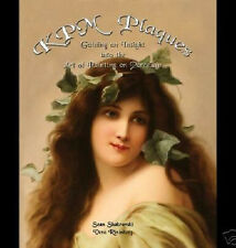 KPM plaques collector's guide BOOK painting porcelain miniature Slightely Used