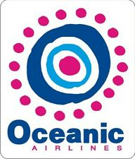 """LOST Dharma - Oceanic Airlines - Sticker - 3.5"""" x 3"""""""