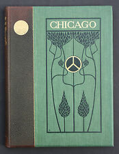 CHICAGO,THE BOOK OF ITS BOARDS OF TRADE & OTHER PUBLIC BODIES,1900,TOPZUSTAND