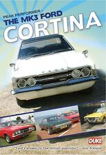 Ford Cortina Mk3 - Peak Performer (New DVD) Joss Ackland GXL GT L etc