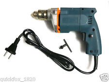 Brand New Powerful Electric Hand Drill Machine 3/8 - 10mm -2600 RPM - Heavy Duty