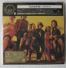 FORMULA 3 - s/t JAPAN MINI LP CD NEU! BVCM-37587