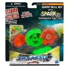 BEYWHEELZ W-33 RAIDER SKULL REX with Axle!, New by Hasbro!