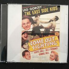 COME OUT FIGHTING East Side Kids Dead End Kids DVD 1945 Leo Gorcey, Huntz Hall