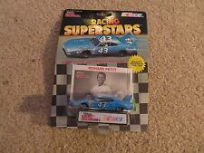 Racing Champions Superstars Richard Petty #43 Plymouth Superbird 1:64 1991 MOC