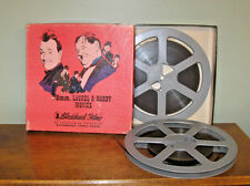 "Vintage Blackhawk Films 8mm Movie - LAUREL & HARDY in ""TWO TARS"", Box + 2 Reels"