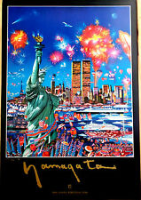Happy Birthday Liberty - Hiro Yamagata - Limited Edition Print 100 year birthday